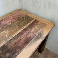 Recycled Teakwood Dinning Table